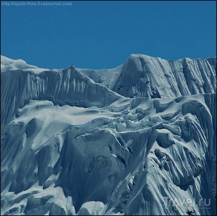 Ледники Нуптце / Фото из Непала