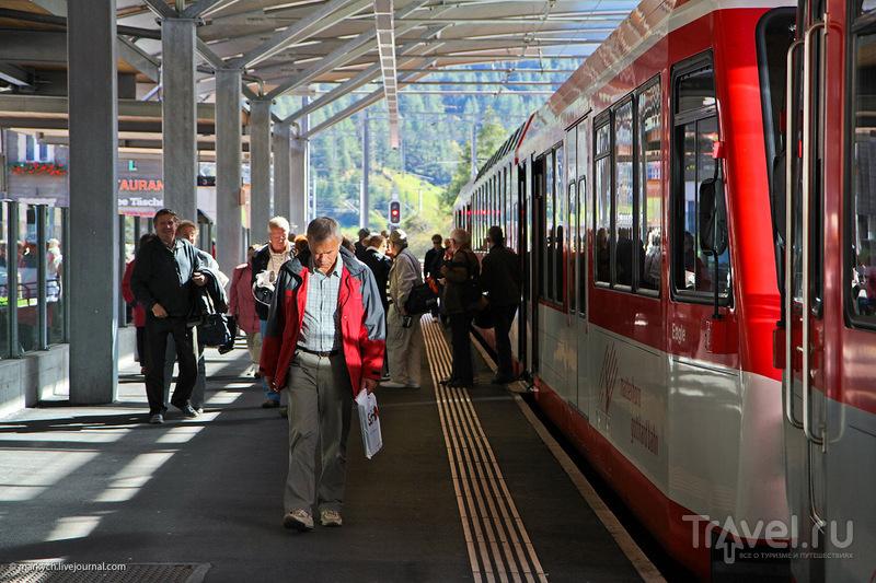 Церматт / Фото из Швейцарии