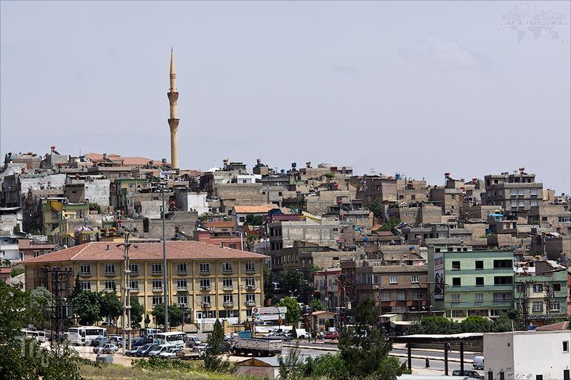 Путешествие меж двух морей - Восток Турции / Турция