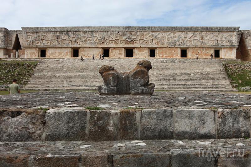 Поездка из Канкуна до Паленке и Ушмааля / Мексика