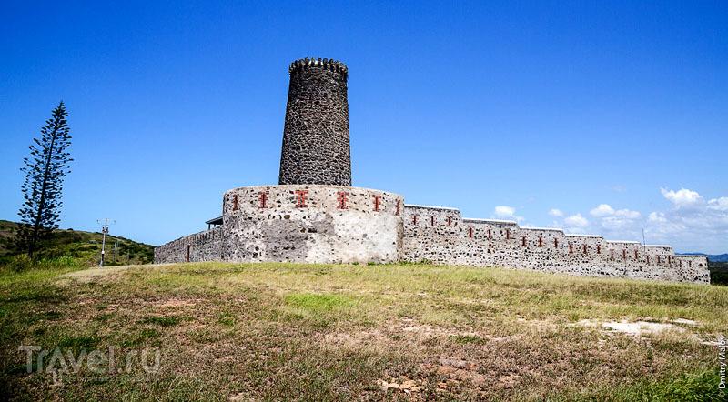 Fort Teremba, Новая Каледония / Фото из Новой Каледонии