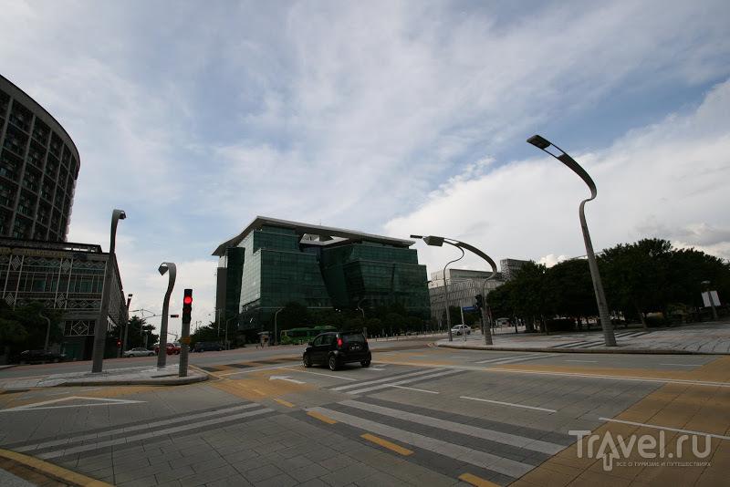 Путраджая. Новый город, мертвый город / Малайзия