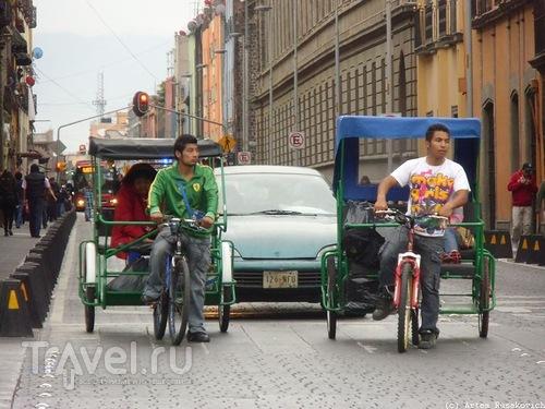 Мексика. Субъективный обзор. Достопримечательности и транспорт / Мексика