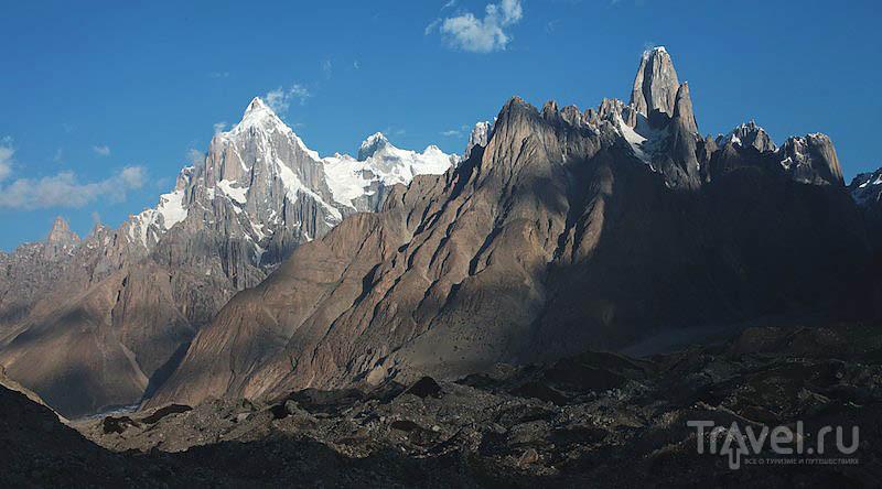 Пакистан. Урдукас - красивый, но маленький / Фото из Пакистана