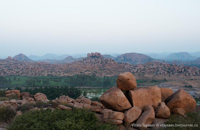 Плоскогорье Декан, Индия / Фото из Индии