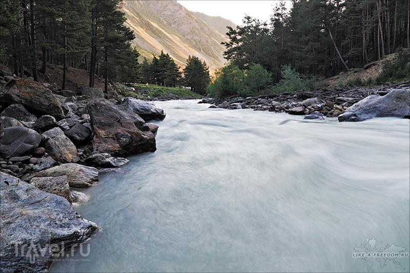 Река Баксан, Россия / Фото из России