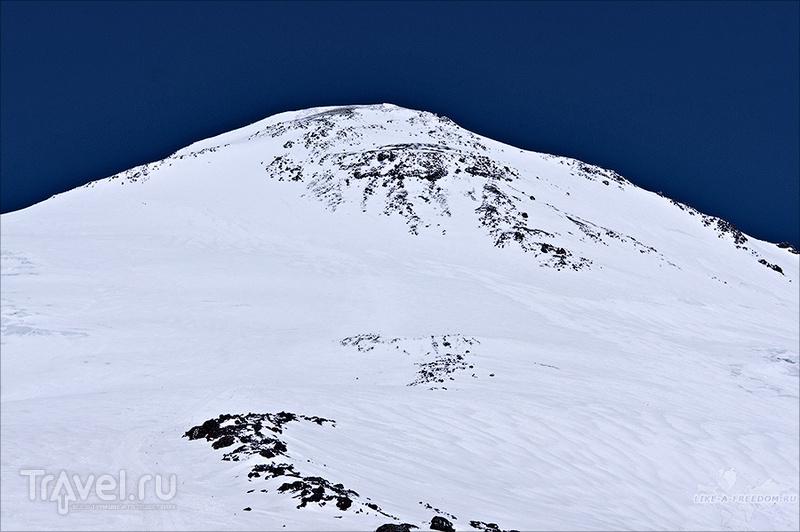 Вершины Эльбруса, Россия / Фото из России