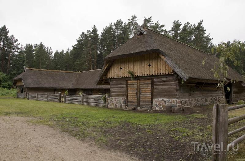 Латвийский этнографический музей под открытым небом / Латвия