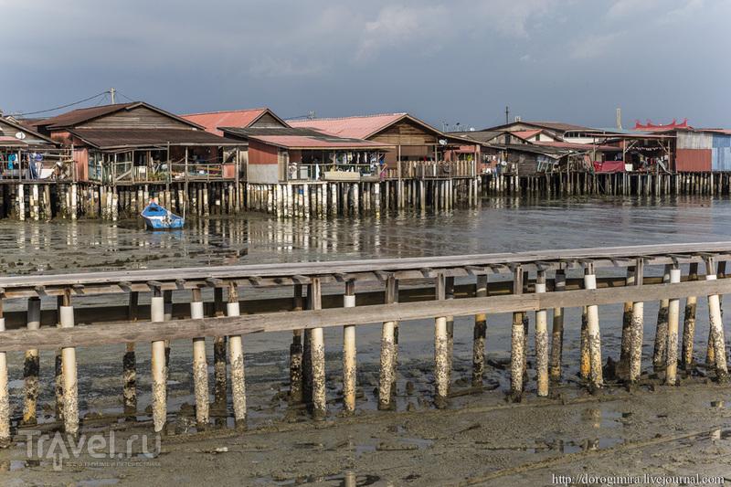 Набережная Велд Ки в Джорджтауне / Фото из Малайзии