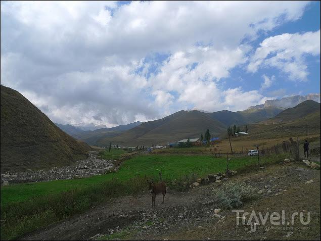 Хыналыг (Азербайджан) / Азербайджан
