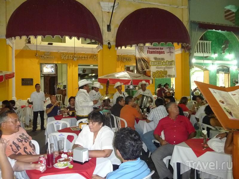 Ночь в Веракрусе / Мексика