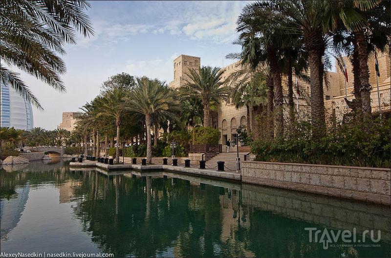 Мадинат-Джумейра в Дубае / Фото из ОАЭ