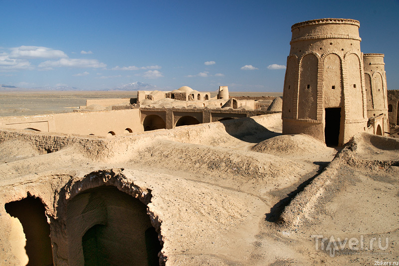 Пески и города / Иран