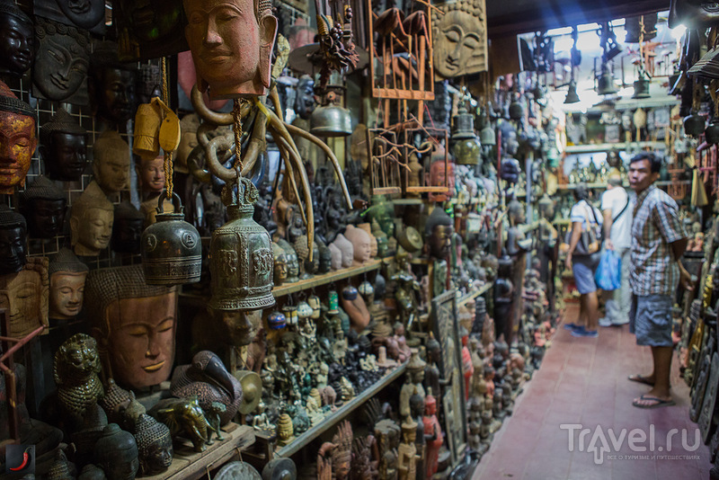 Записки кулинарного путешественника. Сием-Реап и Ангкор-Ват / Фото из Камбоджи