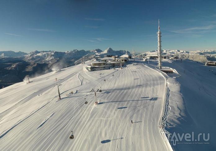 Кронплатц: итальянский снег, австрийские нравы