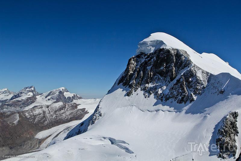Гора Брайтхорн, Швейцария / Фото из Швейцарии