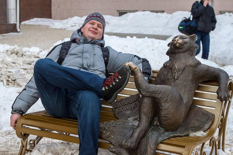 Зимняя Йошкар-Ола. Тур выходного дня / Фото из России