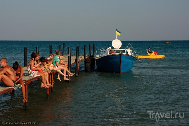 Крымские зарисовки: Лисья бухта и Коктебель / Фото с Украины