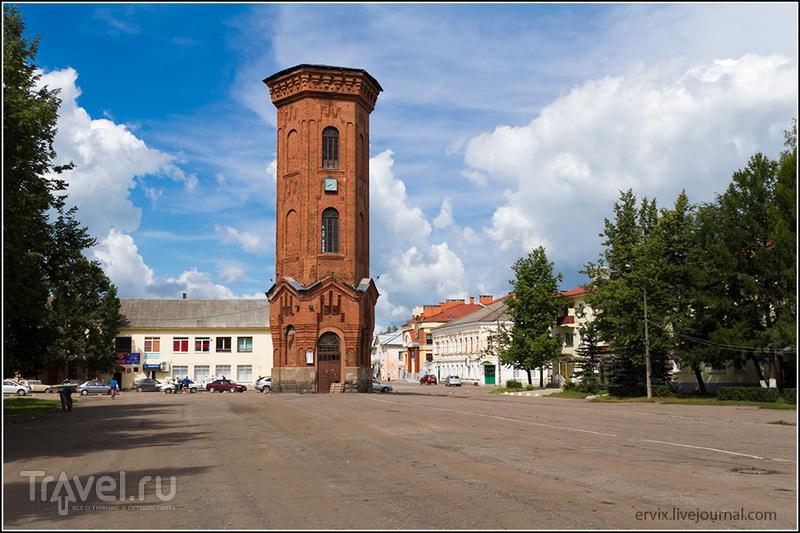 Воданапорные башни в россии