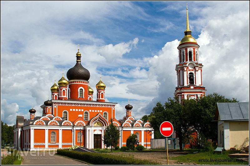 Воскресенский собор в Старой Руссе / Фото из России