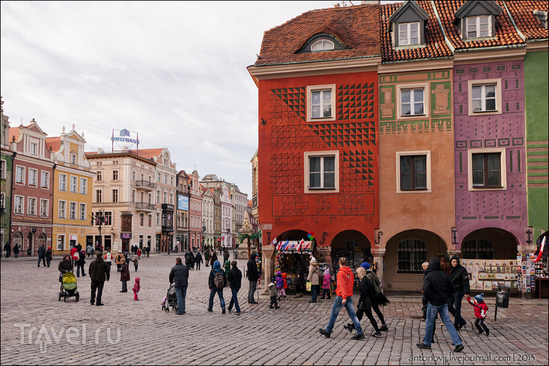 Познань / Фото из Польши