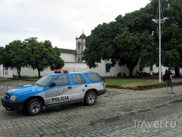 Парати - колониальное очарование / Бразилия