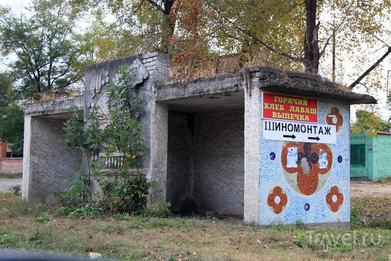 Заброшенное строение / Фото из России