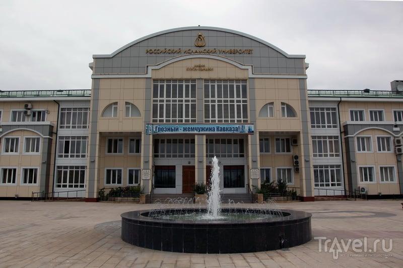 Российский исламский университет / Фото из России