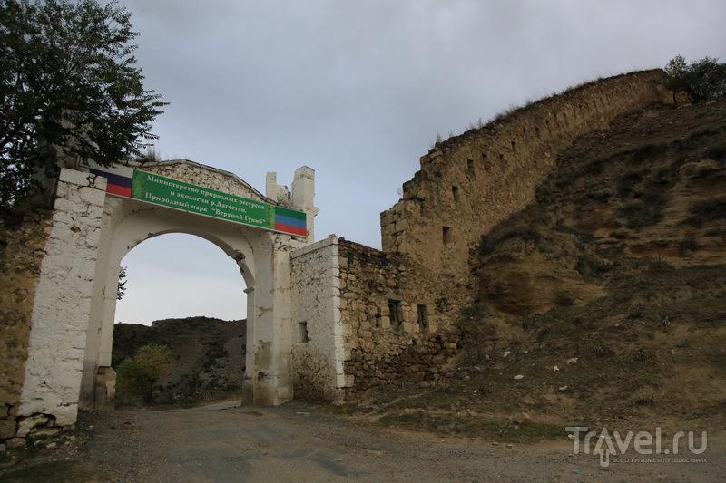 Крепость Гуниб / Фото из России