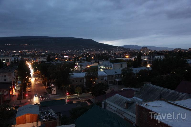 Махачкала ночью / Фото из России