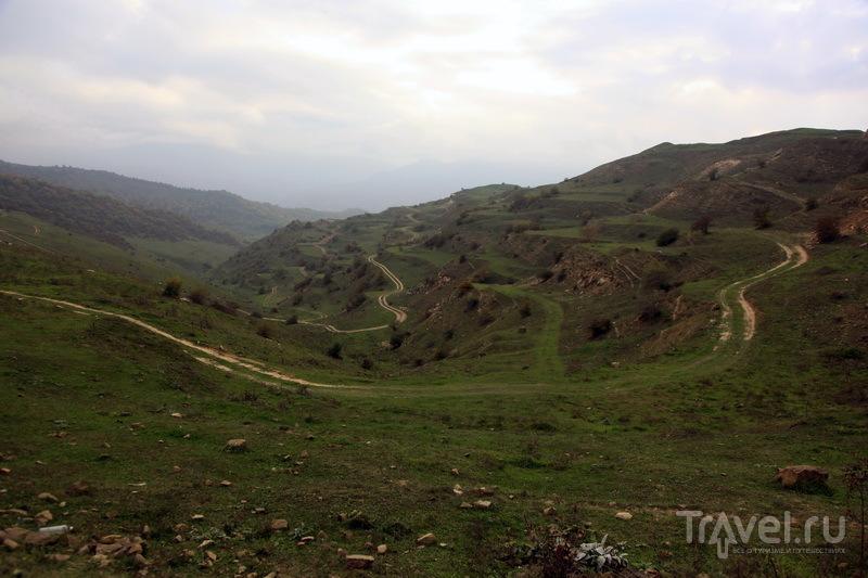 На юге горного Дагестана / Фото из России