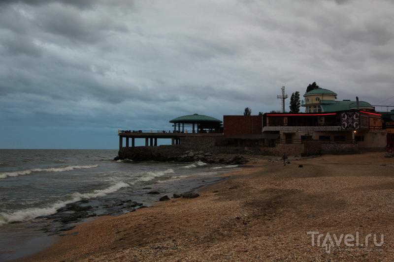 Набережная Махачкалы. Каспийское море / Фото из России