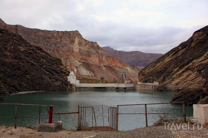 Одна из многочисленных ГЭС / Фото из России
