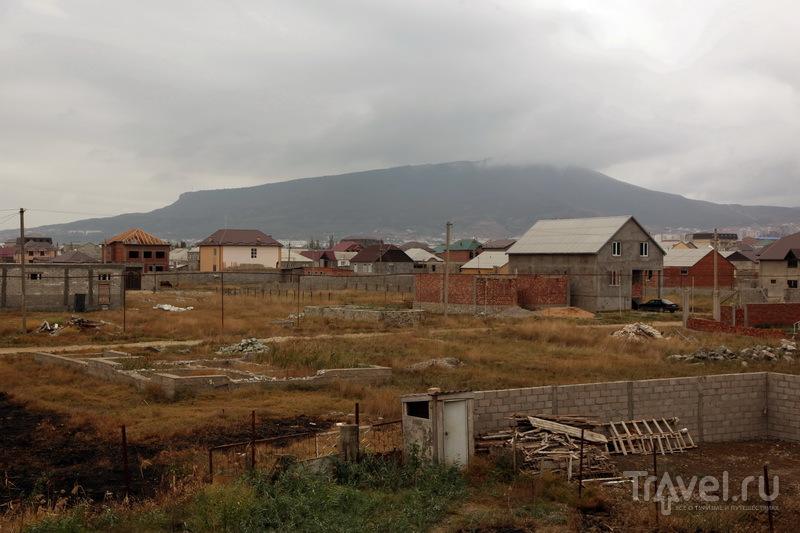 Окраина Махачкалы - мкр. Семендер / Фото из России