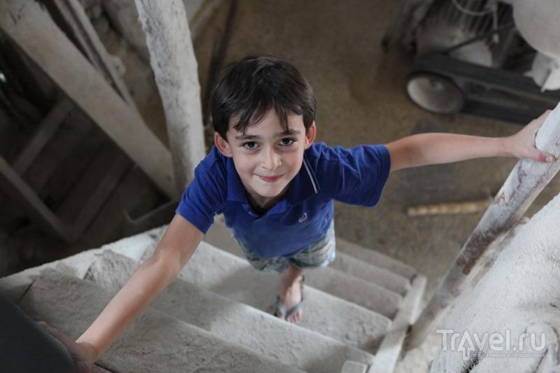 Вверх по лестнице / Фото из России