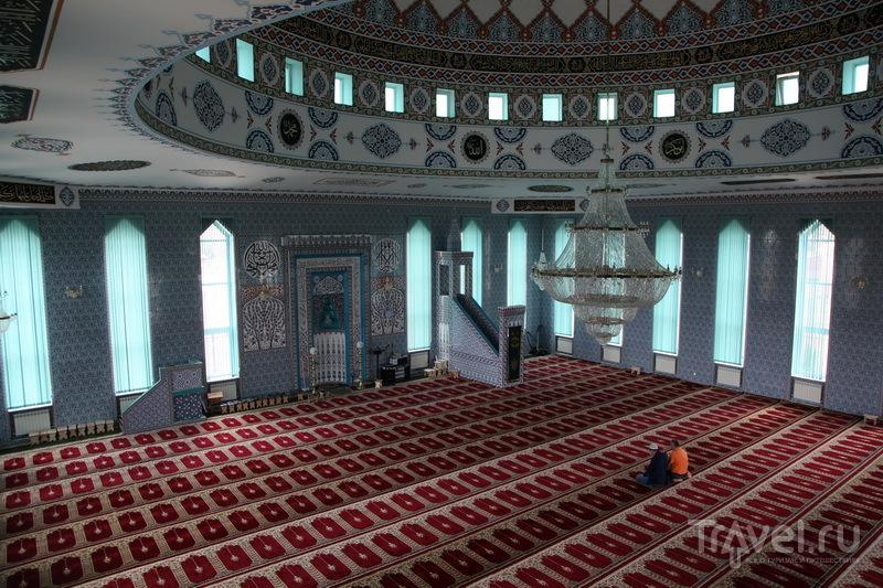 В мечети / Фото из России