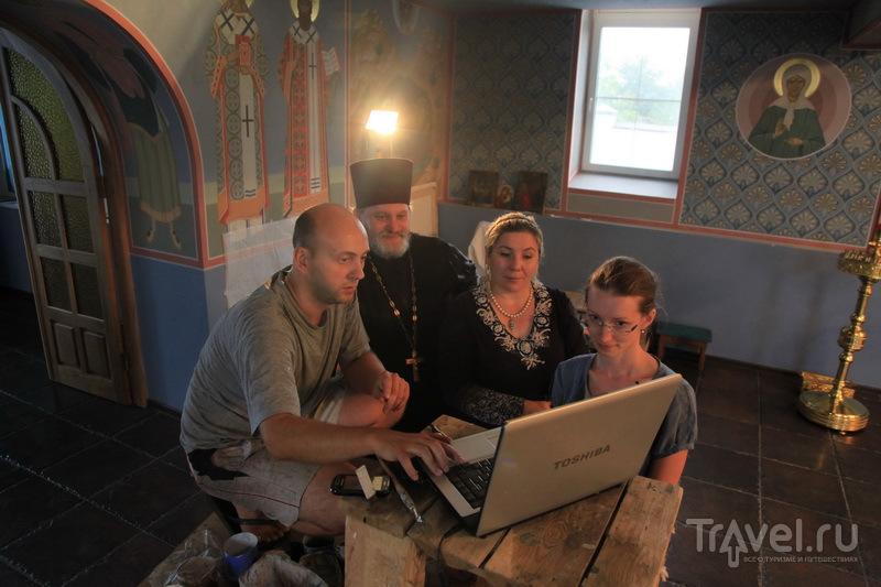 В Покровском храме почти завершены отделочные работы / Фото из России