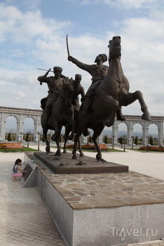 Гордые ингушские всадники / Фото из России