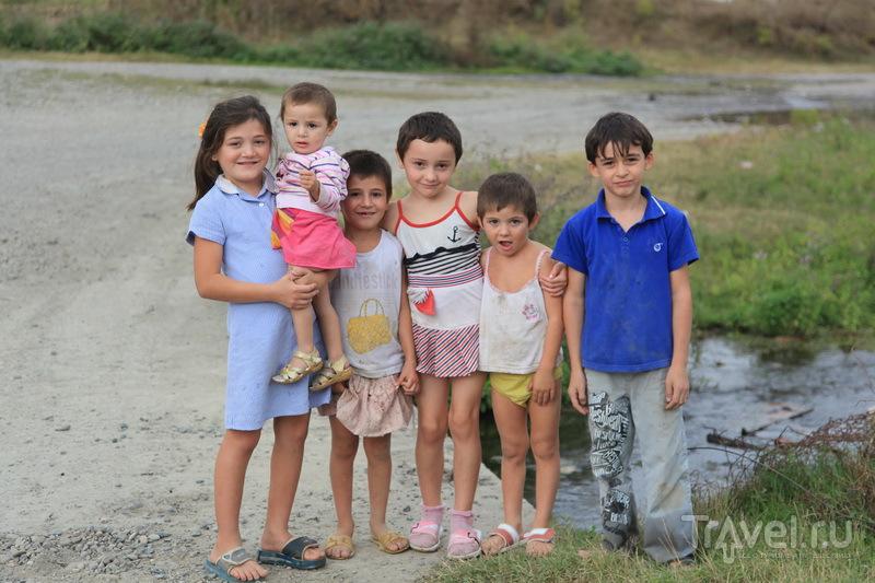 Ингушские дети / Фото из России