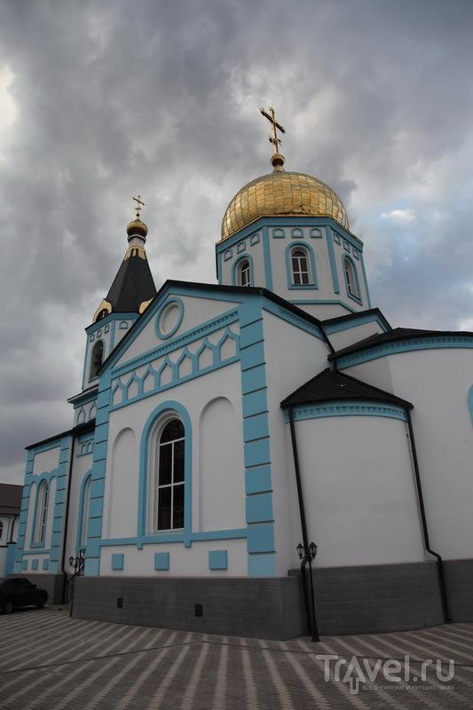 Покровская церковь в станице Орджоникидзевской / Фото из России