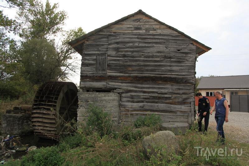 Старинная мельница / Фото из России