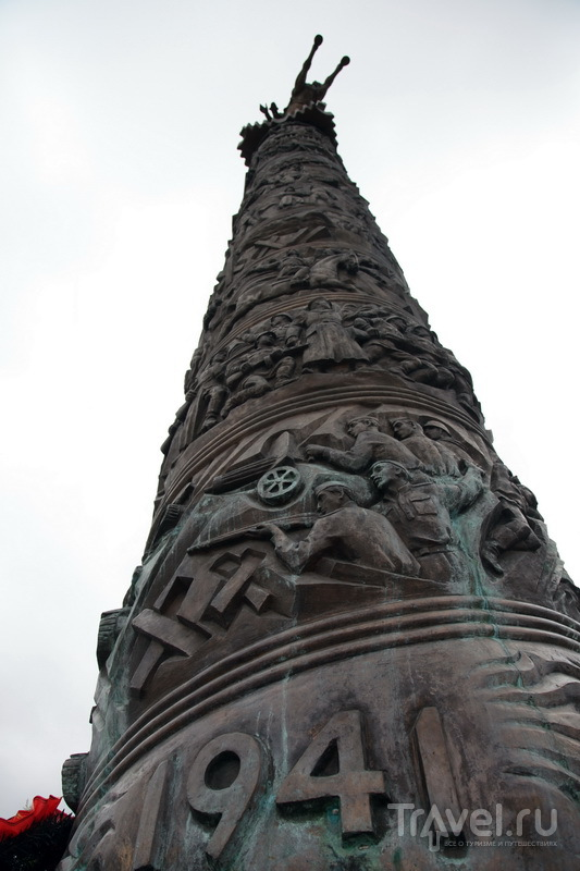 Мемориал Владикавказа / Фото из России