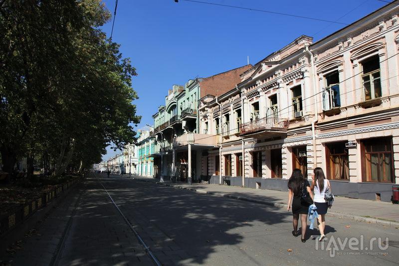 Центральная улица Владика - проспект Мира / Фото из России