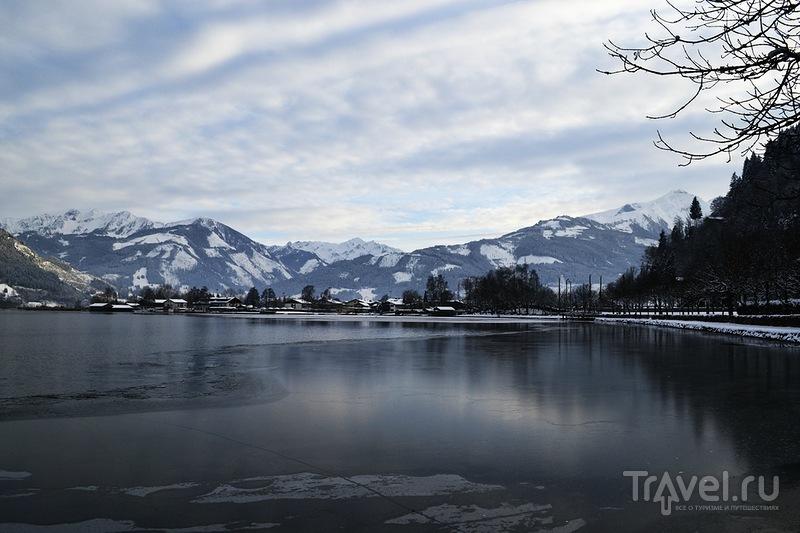 Озеро Целлер, Австрия