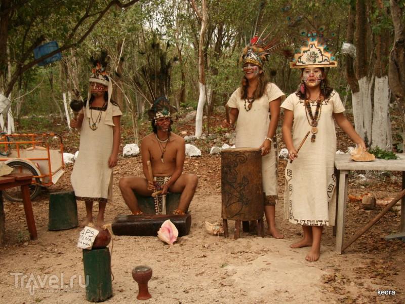 """Классика  party: """"конец света"""". Чичен-Ица 21-12-12 / Мексика"""