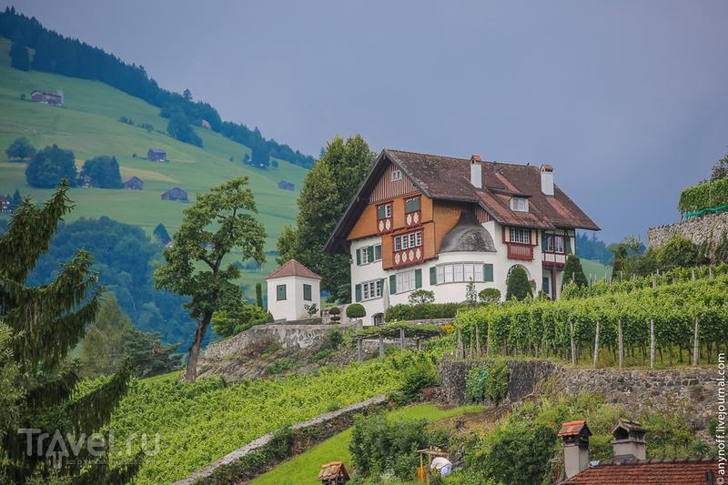 Просторы Швейцарии / Фото из Германии