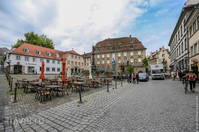В городе Линдау, Германия / Фото из Германии