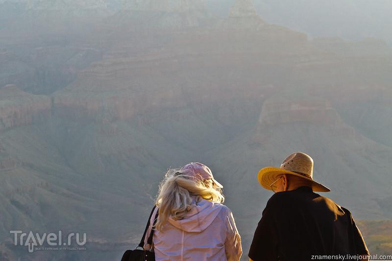 USA Wedding Trip: Величественный Гранд-Каньон / Фото из США