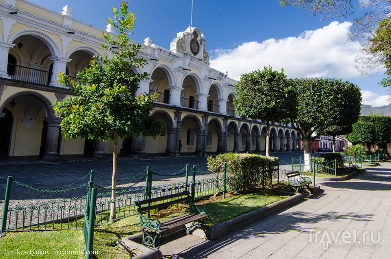 Дворец генерал-капитана, Гватемала / Фото из Гватемалы
