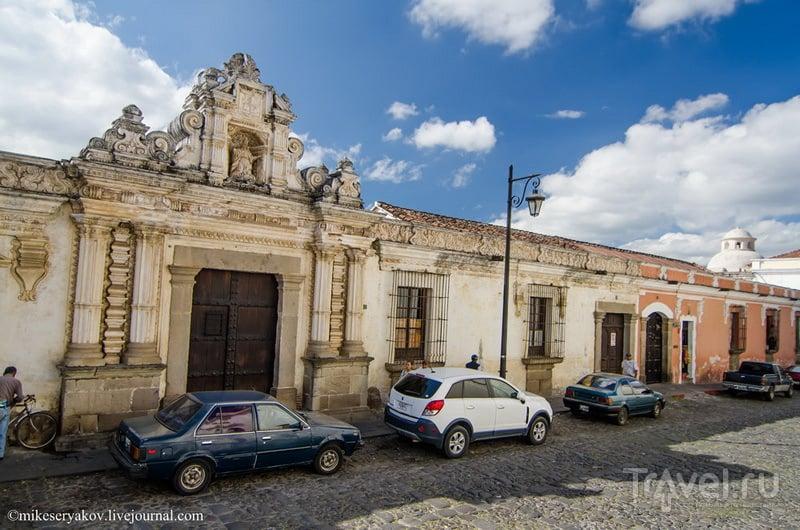 Государственный университет, Гватемала / Фото из Гватемалы